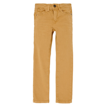 Clothing Boy Slim jeans Name it NKMTHEO Camel