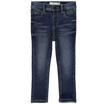 Clothing Girl Slim jeans Name it NMFPOLLY Blue