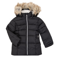 Clothing Girl Parkas Name it NKFMERETHE Marine