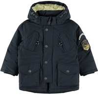 Clothing Boy Parkas Name it NMMMACK Marine