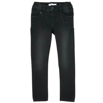 Clothing Girl Slim jeans Name it NMFPOLLY Black