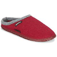 Shoes Women Slippers Giesswein DANNHEIM Red / Grey