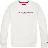 Clothing Boy Sweaters Tommy Hilfiger KB0KB05797-YBR White