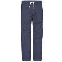 Clothing Boy 5-pocket trousers Tommy Hilfiger KB0KB05911-C87 Marine