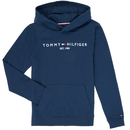 Clothing Boy Sweaters Tommy Hilfiger KB0KB05796-C87 Marine