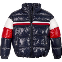 Clothing Girl Duffel coats Tommy Hilfiger KG0KG05263-C87 Multicolour