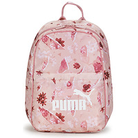 Bags Women Rucksacks Puma WMN CORE SEASONAL BACKPACK Pink