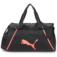 Bags Women Sports bags Puma AT ESS BARREL BAG PEARL Black / Pink