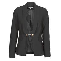 Clothing Women Jackets / Blazers Morgan VETINI Black
