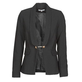 Clothing Women Jackets / Blazers Morgan VETINI Black