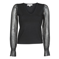 Clothing Women Jumpers Morgan MALEX Black