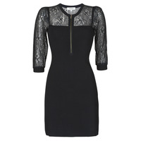 Clothing Women Short Dresses Morgan RMNOUN Black