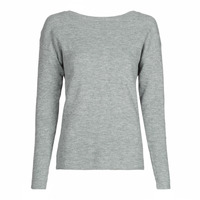 Clothing Women Jumpers Morgan MGUIA Grey