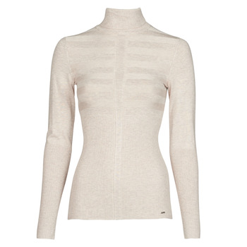 Clothing Women Jumpers Morgan MENTOS Beige