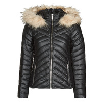 Clothing Women Duffel coats Morgan GEO Black