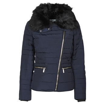 Clothing Women Duffel coats Morgan GMINI Marine
