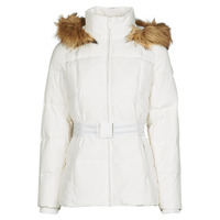 Clothing Women Duffel coats Morgan GORAL Off / White
