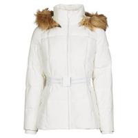 Clothing Women Duffel coats Morgan GORAL Off / White