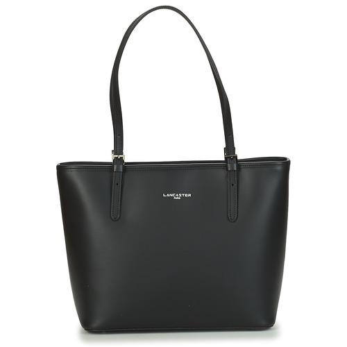 Bags Women Shopping Bags / Baskets LANCASTER CONSTANCE Black