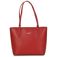 Bags Women Shopping Bags / Baskets LANCASTER CONSTANCE Red