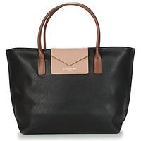 Bags Women Shopping Bags / Baskets LANCASTER MAYA Black