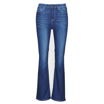 Clothing Women Bootcut jeans Pepe jeans DION FLARE Blue / Medium
