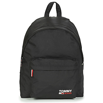 Bags Rucksacks Tommy Jeans TJM CAMPUS BOY BACKPACK Black