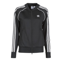 Clothing Women Track tops adidas Originals SST TRACKTOP PB Black