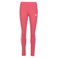 Clothing Women Leggings adidas Originals 3 STR TIGHT Pink