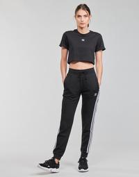Clothing Women Tracksuit bottoms adidas Originals SLIM PANTS Black