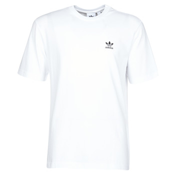 Clothing Men Short-sleeved t-shirts adidas Originals B+F TREFOIL TEE White