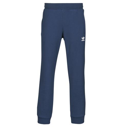 Clothing Men Tracksuit bottoms adidas Originals TREFOIL PANT Blue / Navy / Collegial