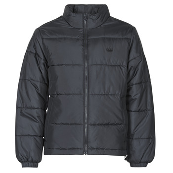 Clothing Men Duffel coats adidas Originals PAD STAND PUFF Black