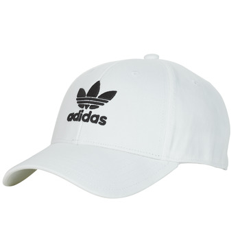 Clothes accessories Caps adidas Originals BASEB CLASS TRE White