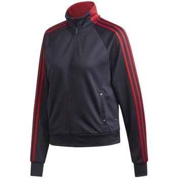 Clothing Women Sweaters adidas Originals 3STR Navy blue,Cherry