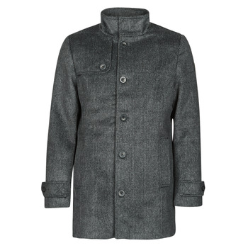 Clothing Men Coats Tom Tailor 1020703-24254 Grey / Anthracite