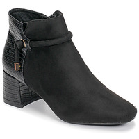 Shoes Women Ankle boots Moony Mood NANOU Black