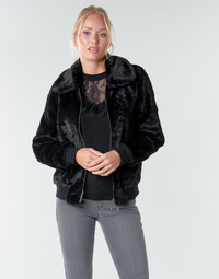 Clothing Women Jackets Molly Bracken R1552H20 Black