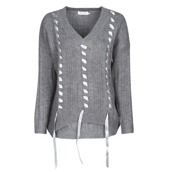 Clothing Women Jumpers Molly Bracken F424H20 Grey
