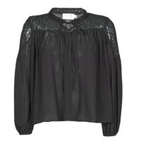 Clothing Women Tops / Blouses Molly Bracken R1521H20 Black