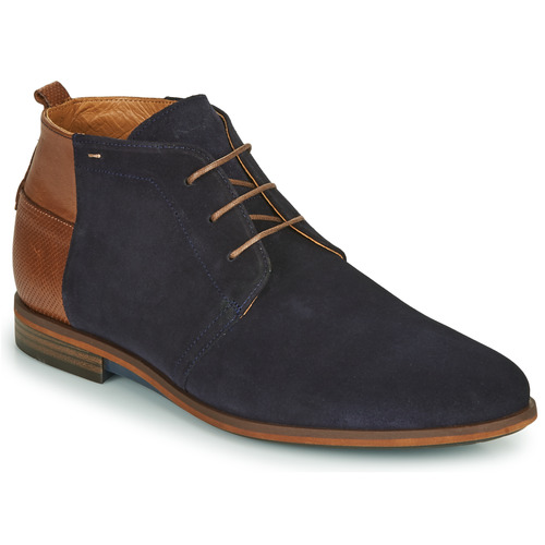 Shoes Men Mid boots Kost IRWIN 5A Marine
