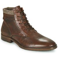 Shoes Men Mid boots Kost VENTURA 46 Brown