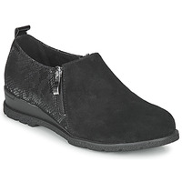 Shoes Women Derby Shoes Damart 64290 Black