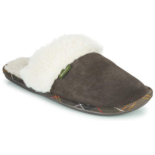 Shoes Women Slippers Barbour LYDIA Brown