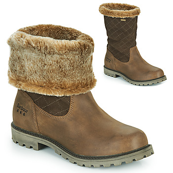 Shoes Women Ankle boots Barbour HARESHAW Brown