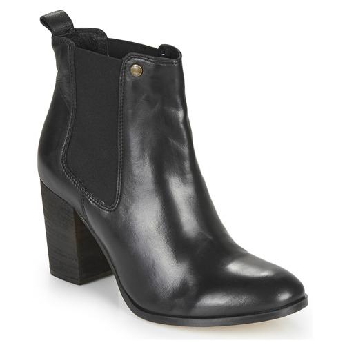 Shoes Women Ankle boots Barbour VALENTINA  black