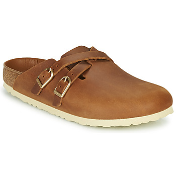 Shoes Women Clogs Birkenstock BLAIR Cognac