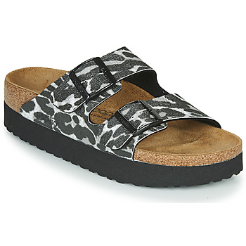Shoes Women Mules Birkenstock ARIZONA Leopard /  black
