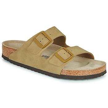 Shoes Men Mules Birkenstock ARIZONA Brown