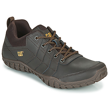 Shoes Men Low top trainers Caterpillar INSTRUCT Brown